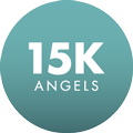 15k Angels Logo