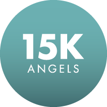 15k Angels Logo
